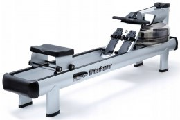 WaterRower M1 HiRise Rowing Machine S4 Aluminum