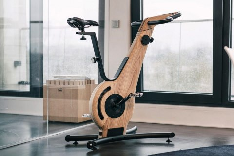 NOHrD Natural Exercise Bike Ash