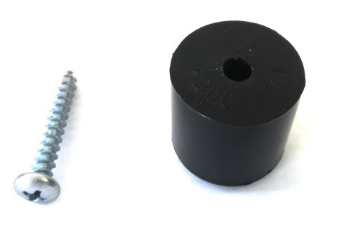 Rubber Bumper For WaterRower Machines