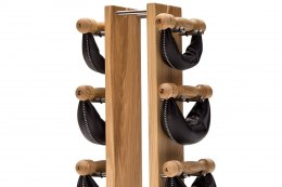 NOHrD Natural SwingBell Tower 1-6 Kg Set Ash