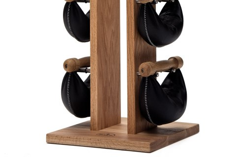 NOHrD Oak SwingBell Tower 1-6 Kg Set Oak