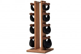 NOHrD Oxbridge SwingBell Tower 2-8 Kg Set Cherry