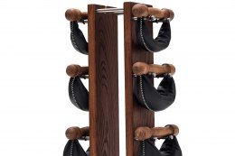 NOHrD Club SwingBell Tower 2-8 Kg Set Ash