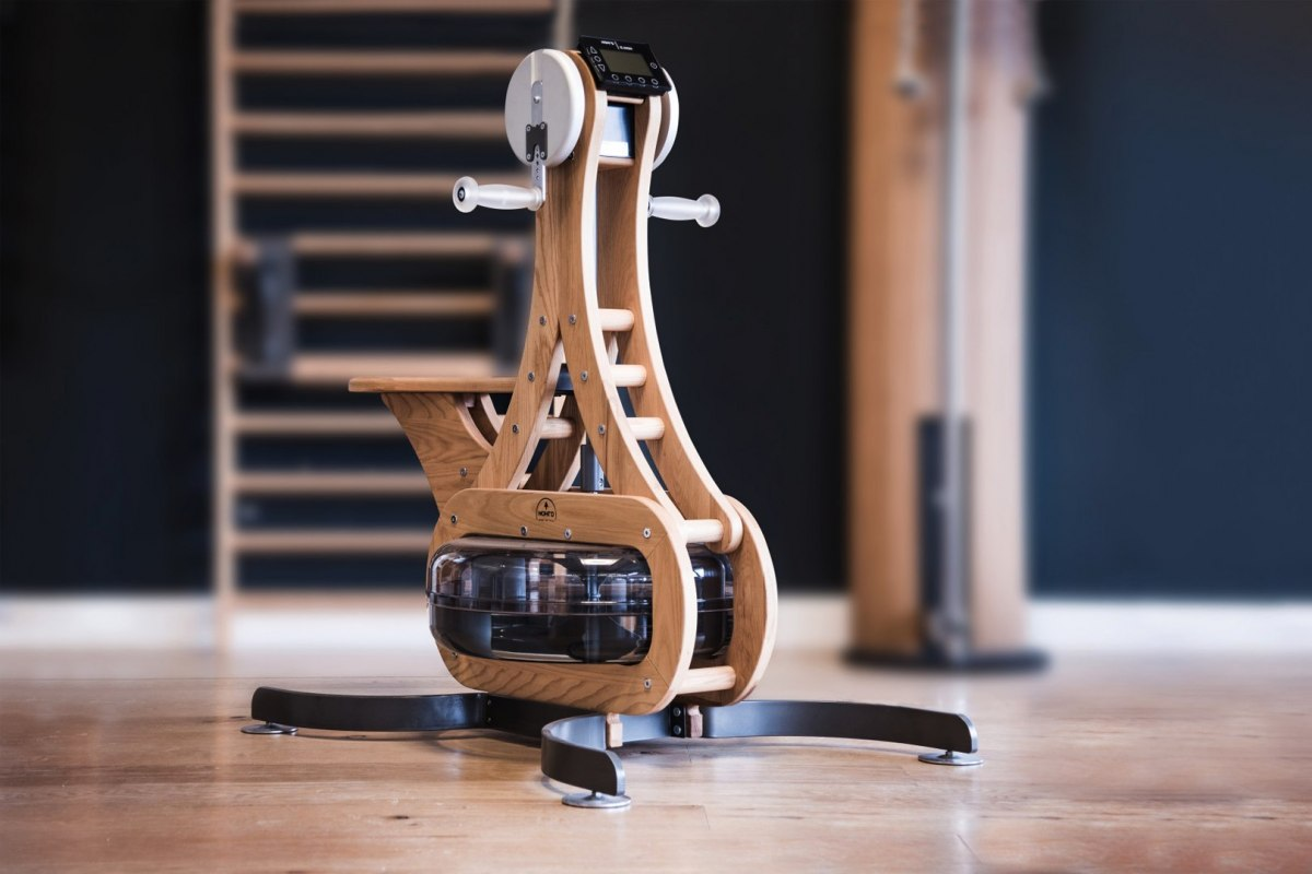 Upper Body Trainer NOHrD Classic WaterGrinder G1 Walnut