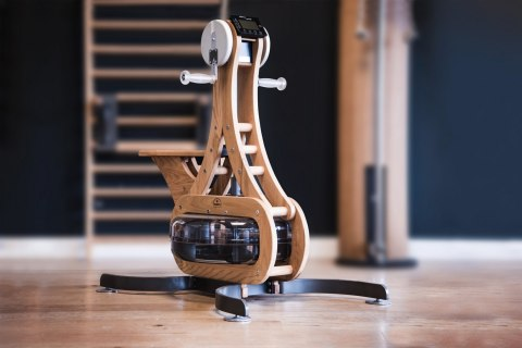 NOHrD Classic WaterGrinder Upper Body Trainer G1 Walnut
