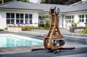 NOHrD Club WaterGrinder Upper Body Trainer G1 Ash