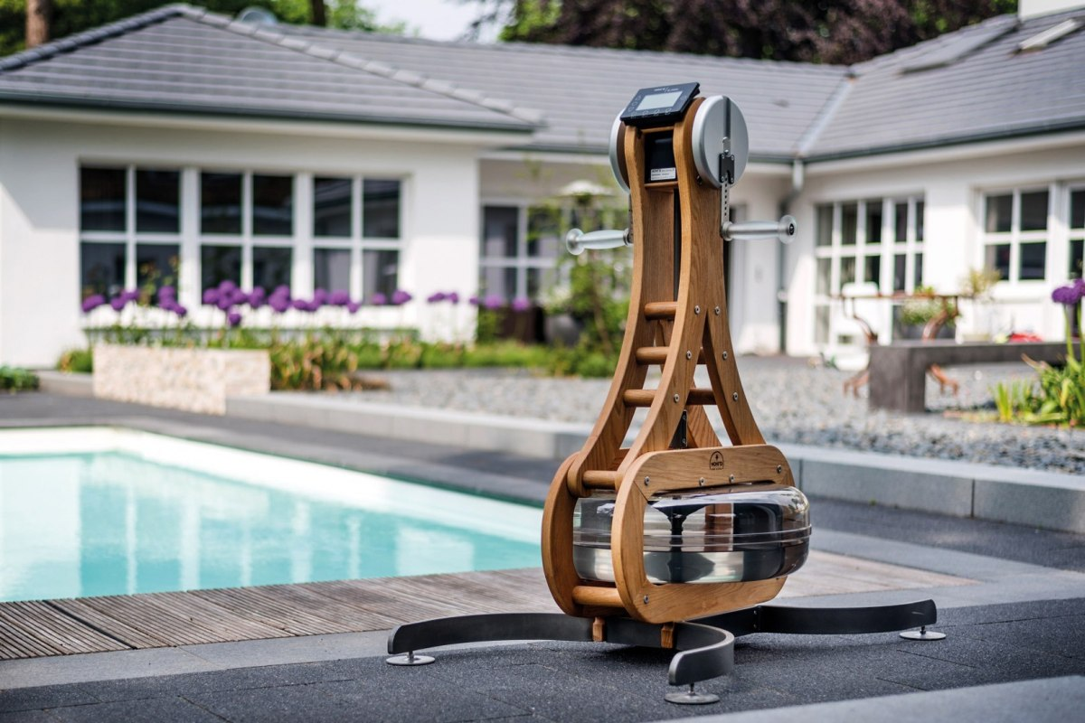 Upper Body Trainer NOHrD Oxbridge WaterGrinder G1 Cherry