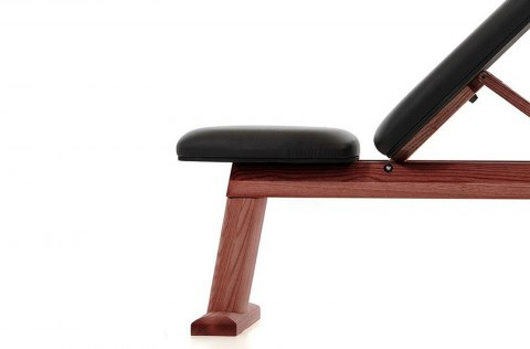 NOHrD Club Bench Press Ash Leather