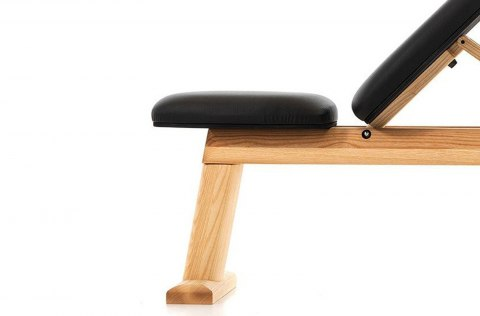 Bench Press NOHrD Natural Ash