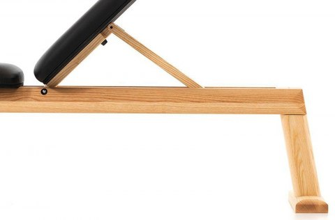 NOHrD Natural Bench Press Ash Leather