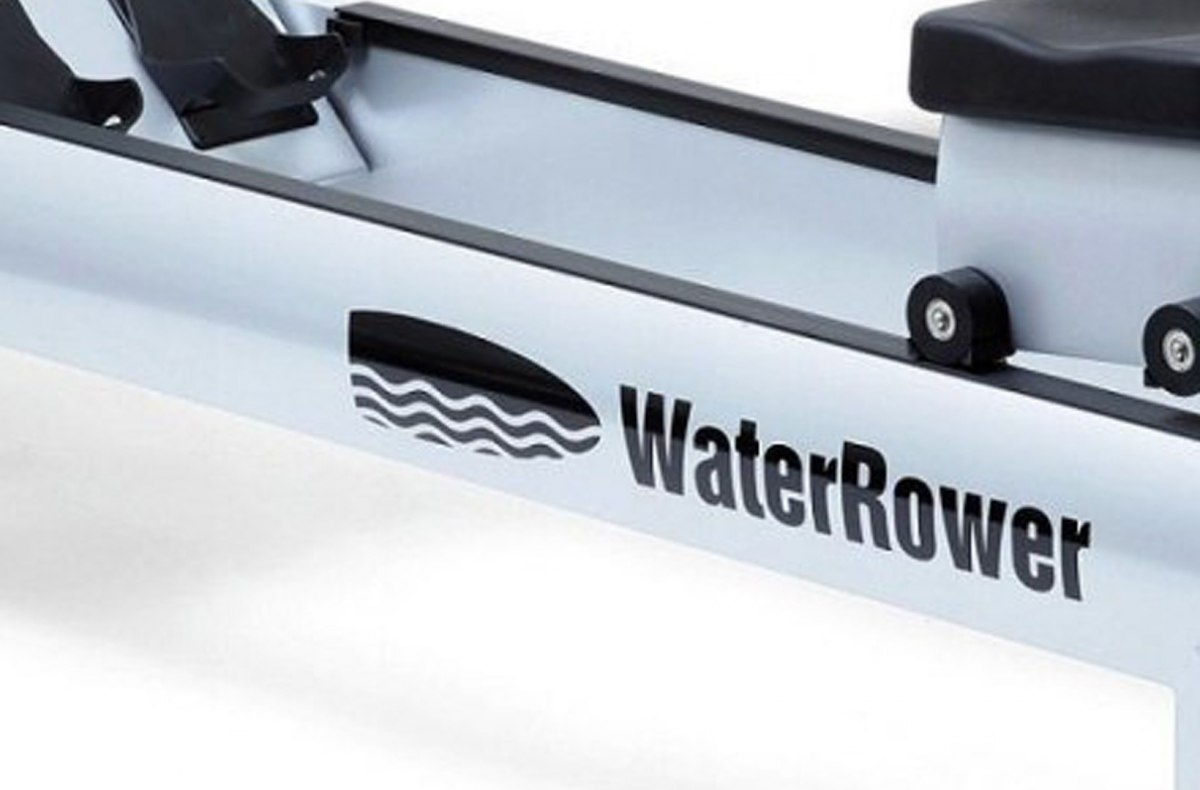 Sticker for WaterRower rowing machines
