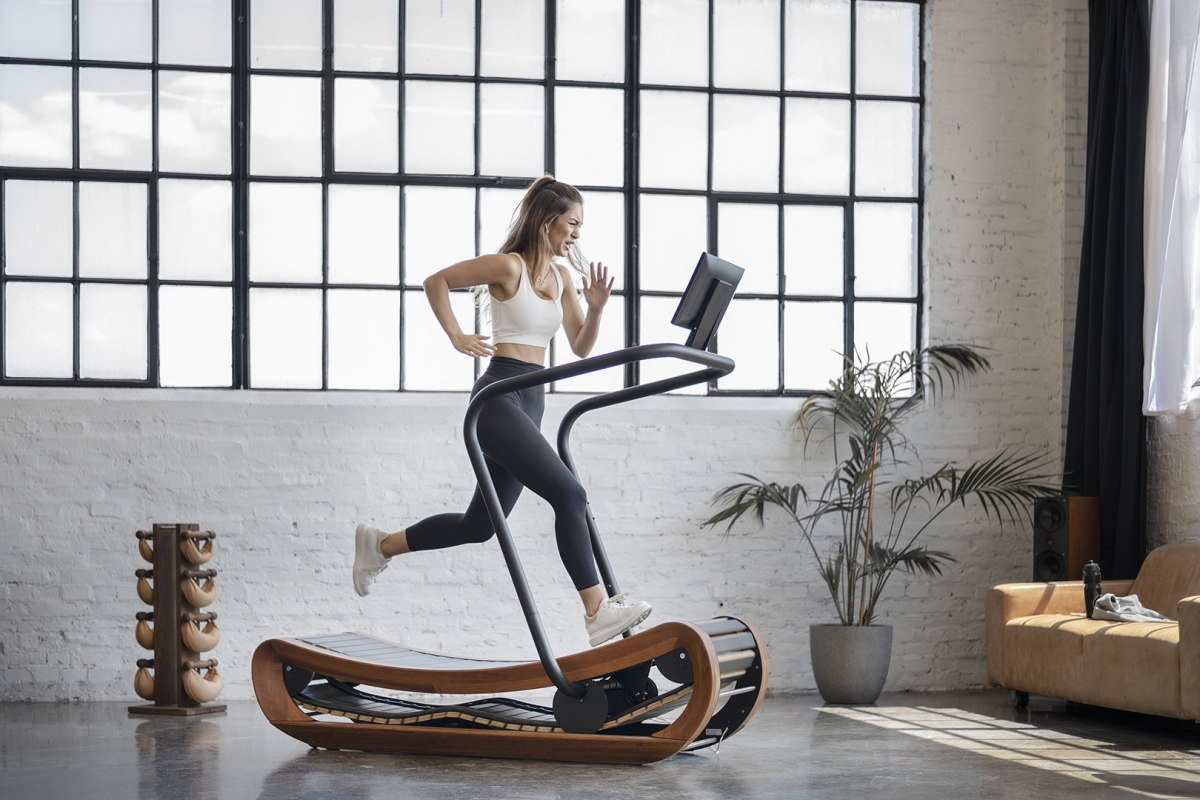 Treadmill NOHrD Oxbridge Cherry