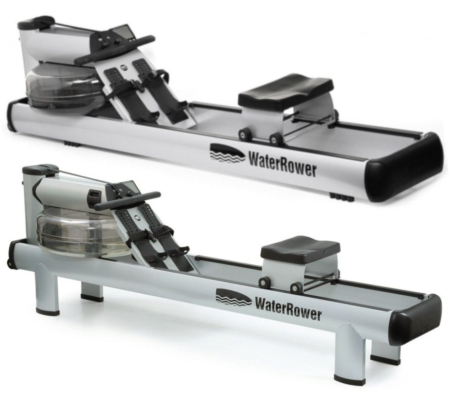 WaterRower Aluminum Rowing Machines