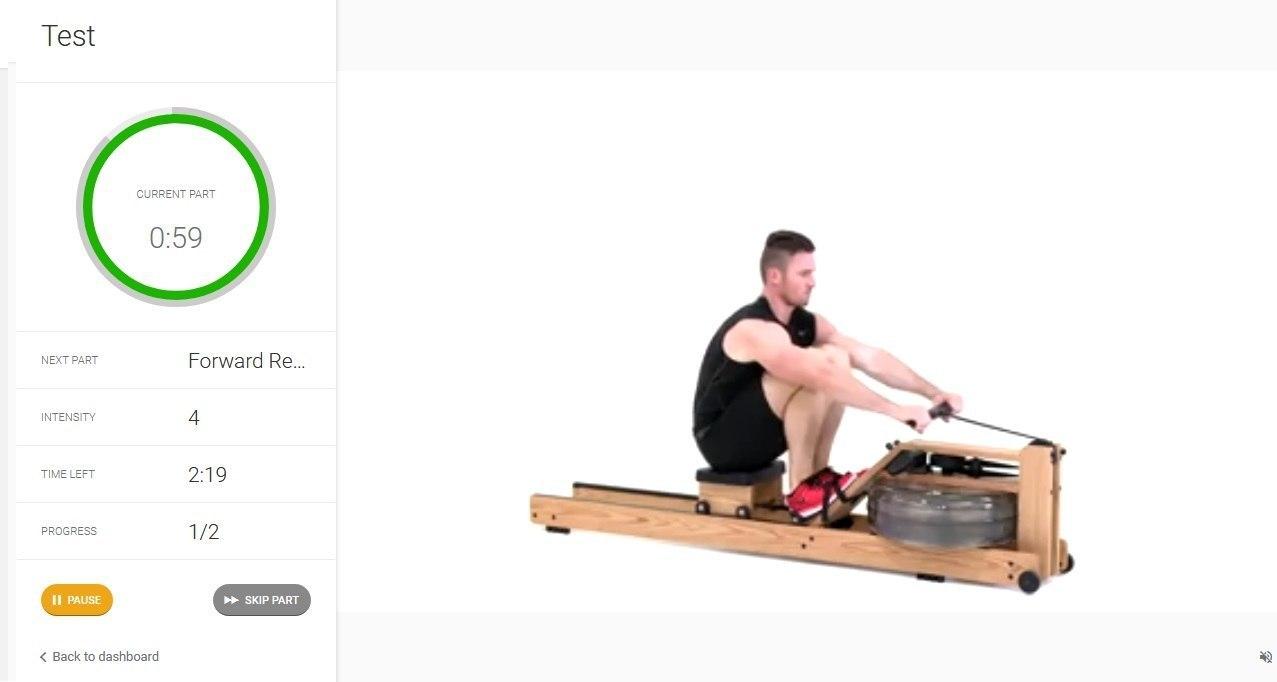 My-NOHrD Workout
